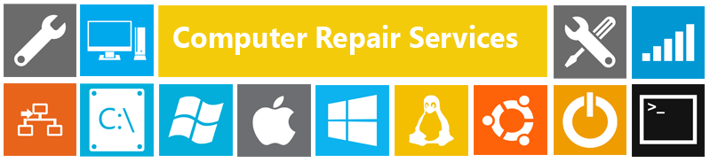 Technogeek can repair, service and provide support for all of your IT needs